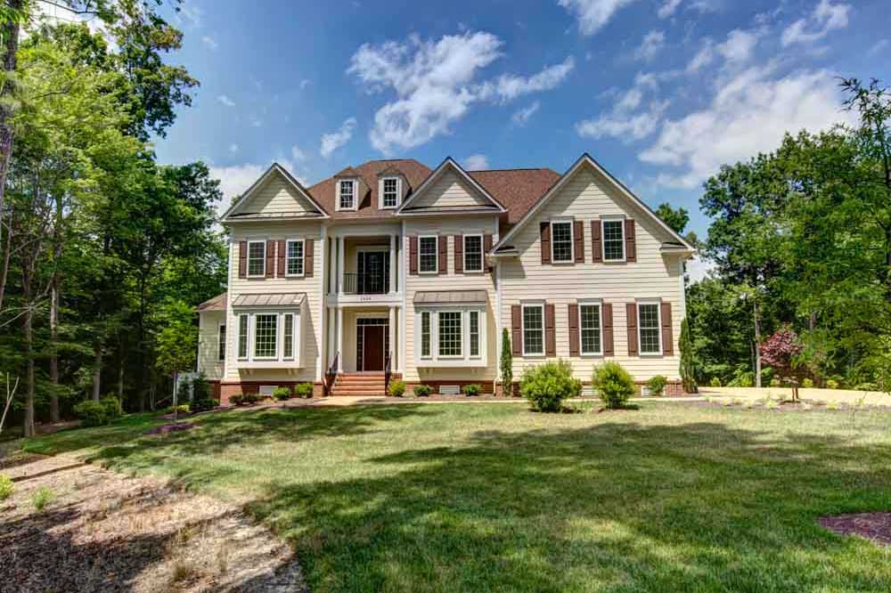 Ashburn home constructed by Stonehill Builders