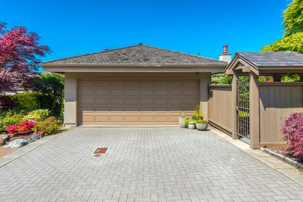 A detached garage can be a great home addition idea for DIYers