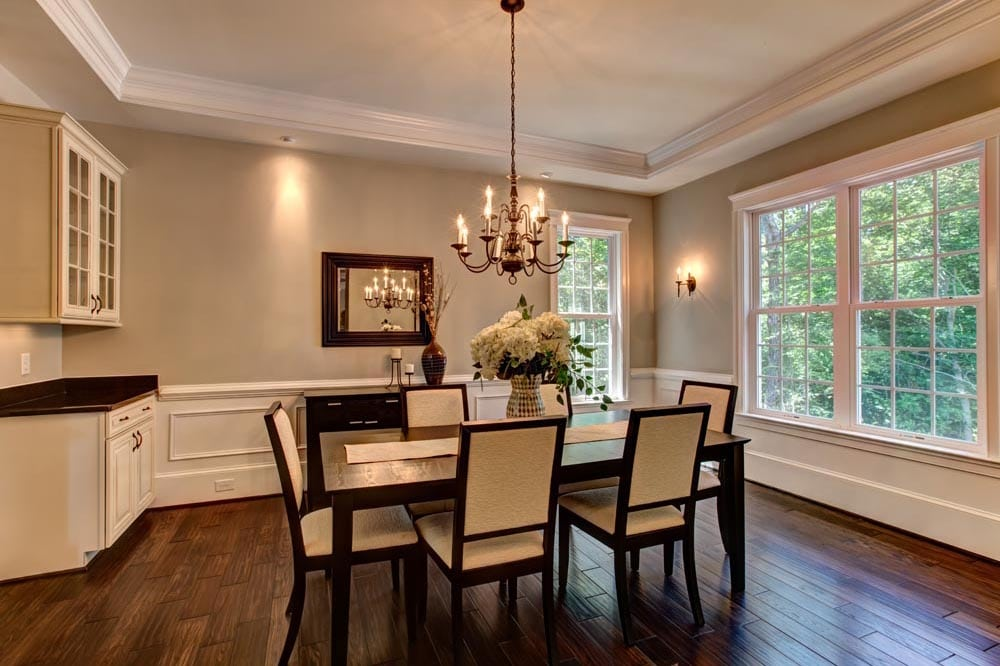 Dining room from a different angle