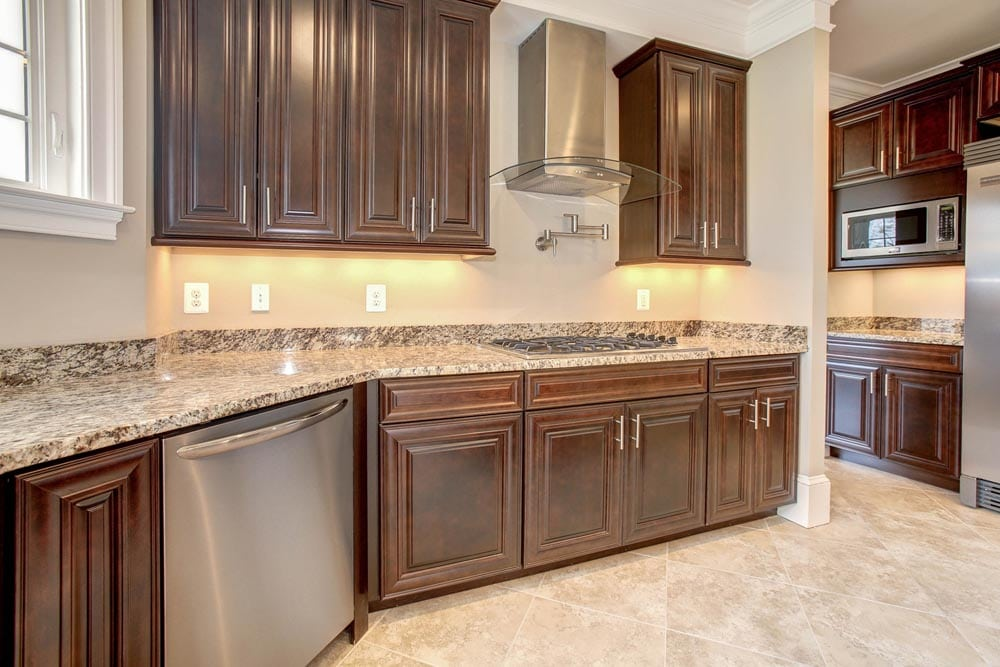 Dishwasher and stove in Culpeper kitchen