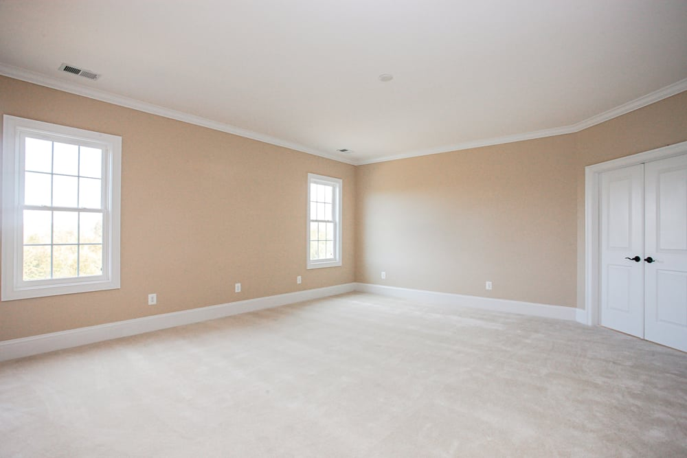 Manassas large room with windows and double doors
