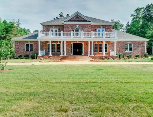 House In Middleburg Virginia: A Custom Creation You May Copy