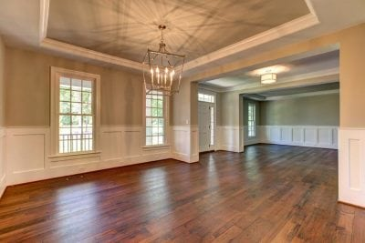 Two rooms with lobby in the middle of Haymarket home