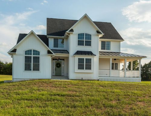 Custom Home Builder In Northern Virginia Brings Client's Vision To Life