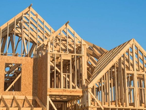 House frame can change the cost of building a house in Northern Virginia