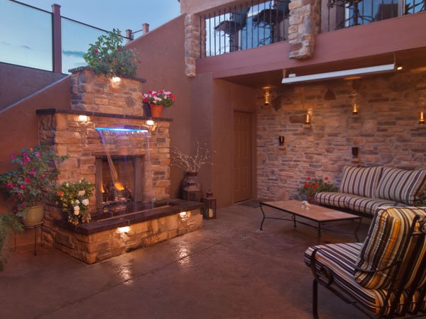 Outdoor living spaces are a great home addition idea